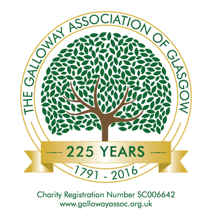 Galloway Association of Glasgow Logo